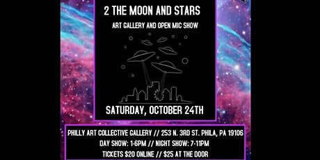 2 THE MOON && STARS tickets