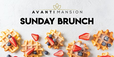 Sunday Brunch at Avanti Mansion - Fall Edition PM tickets