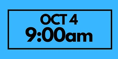 9:00AM Oct 4 - Services & Kids Registration tickets