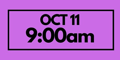 9:00AM Oct 11 - Services & Kids Registration tickets