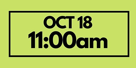 11:00AM OCT 18 - Services & Kids Registration tickets