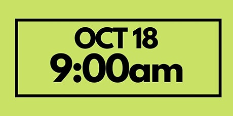 9:00AM OCT 18 - Services & Kids Registration tickets