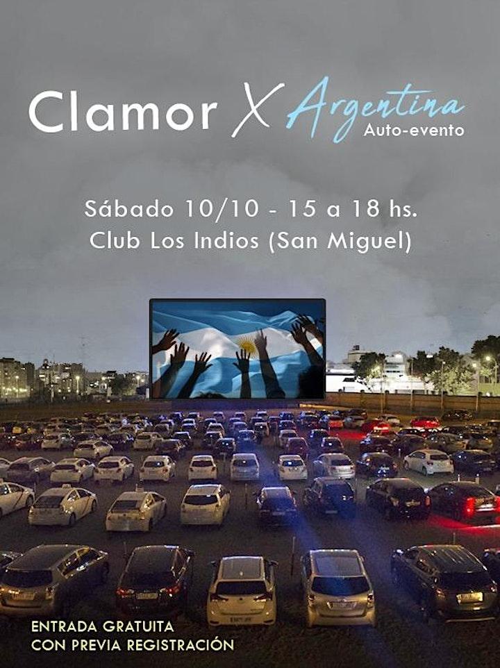 Imagen de Clamor x Argentina