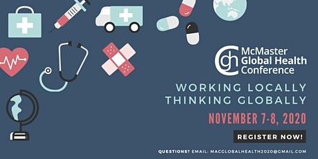Global Health Conference: Working Locally, Thinking Globally tickets