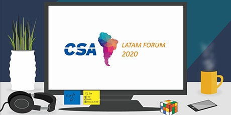 CSA LATAM FORUM 2020 boletos