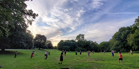 5Rhythms in the Park - disDancing Together w/ Silent Disco. **BKLYN** tickets
