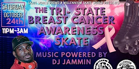 Tri-State Breast Cancer Adult Skate Party tickets