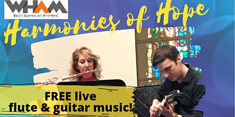 FREE outdoor flute & guitar concert in Surprise, AZ! tickets