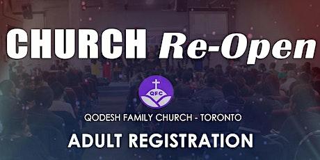 QFC Toronto - Sunday Service - October 4, 2020 tickets