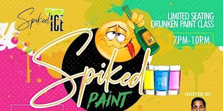 Spiked Paint Class tickets