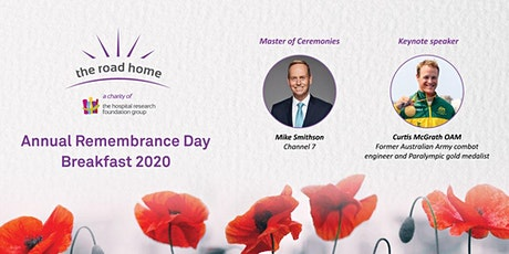 Remembrance Day Breakfast 2020  tickets
