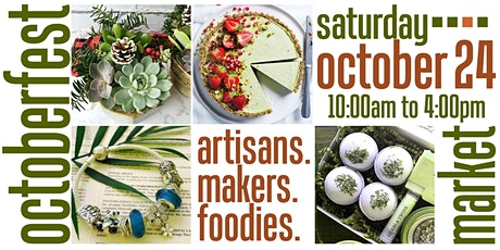 Cochrane Octoberfest Artisan Market tickets