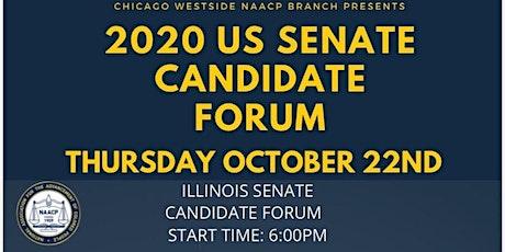 Chicago Westside NAACP US Senate Forum tickets