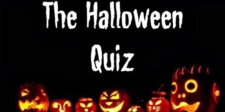 Big Halloween Quiz