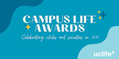 2020 Campus Life Awards tickets