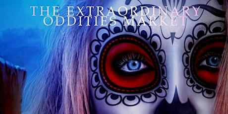 The Extraordinary Oddities Market tickets