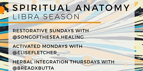 SPIRITUAL ANATOMY: CANDLE LIT RESTORATIVE YOGA tickets