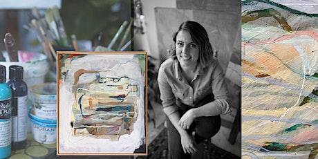Jacqueline Scotcher Inscapes 2020: Art Display, Talk & Morning Tea tickets