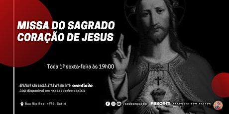 Missa do Sagrado Coração de Jesus ingressos
