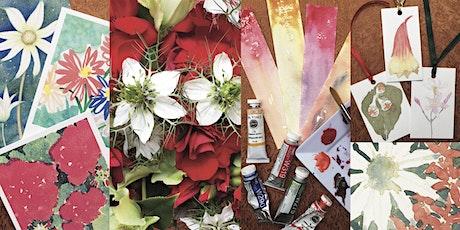 Festive Creations Watercolour Workshop tickets