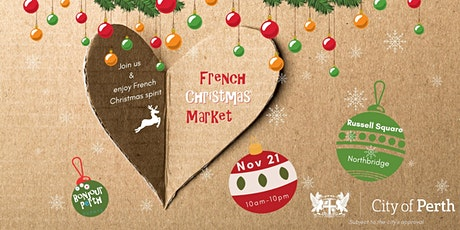 French Christmas Market tickets