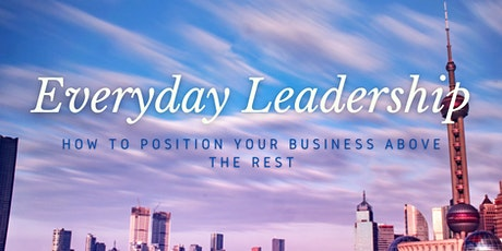 How To Position Your Business Above The Rest tickets
