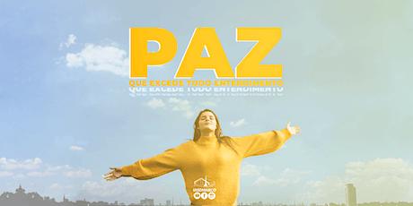 IASD MARCO - Domingo - Série Paz ingressos