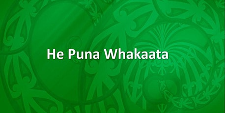 He Puna Whakaata Therapeutic Programme ki Wairoa - 13 Nov 2020 tickets