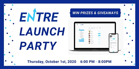 Entre Launch Party tickets