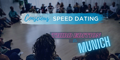 Conscious Speed Dating - Munich tickets