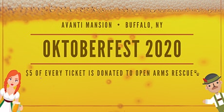 Oktoberfest at Avanti Mansion tickets