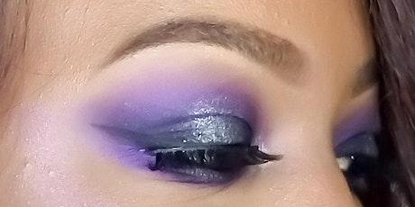 Applying Eyeshadow tickets
