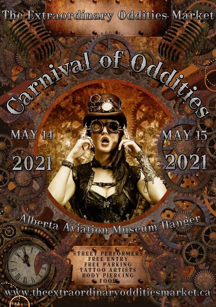 Carnival of Oddities image