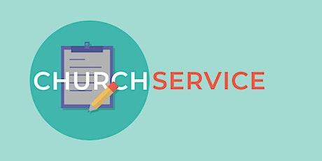 Hope City Sunday Service tickets