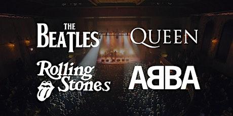 Ultimate Tribute Festival tickets