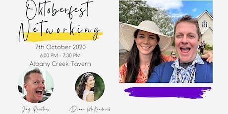 Oktoberfest Networking tickets