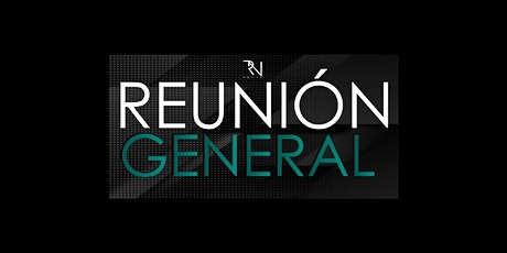 Reunión General - RN México - 11:00am - 25 octubre 2020 boletos