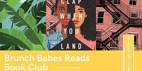 Brunch Babes Reads: November 2020 Virtual Book Club tickets