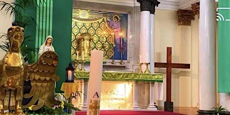 Catholic Mass tickets