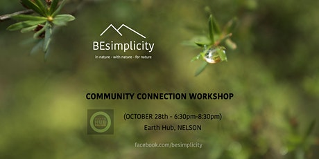 COMMUNITY CONNECTION WORKSHOP tickets