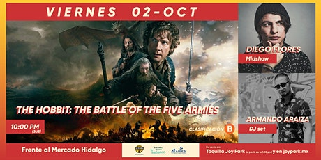 THE HOBBIT THE BATTLE OF THE FIVE ARMIES tickets