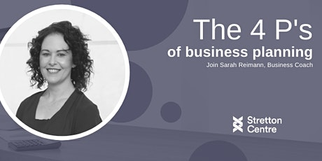The 4 P's of Business Planning - Week 4, People tickets