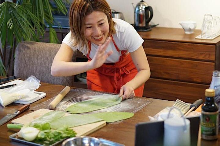 Sushi Roll Making Class with Mayuko-san image