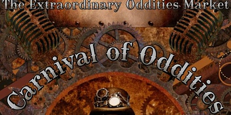 Copy of Carnival of Oddities tickets