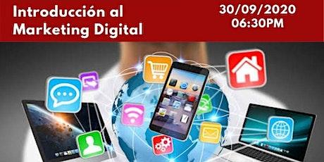 Introducción al Marketing Digital boletos