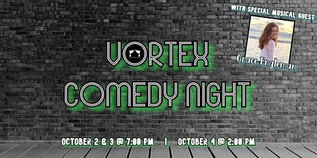 Vortex Comedy Night billets