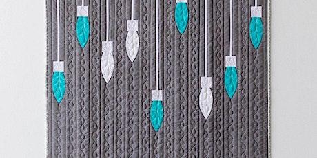 Mod Lights Wall Hanging 32x32 tickets
