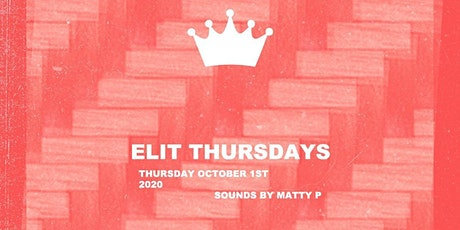 Elit Thursdays @ Door Three // Thurs Oct 1st | Ladies FREE tickets