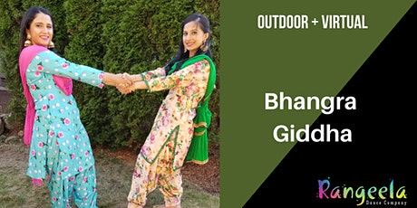 Get ready for Bhangra (Giddha) with Shiny! tickets