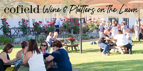 Cofield Wines wine & optional platters on the lawn tickets
